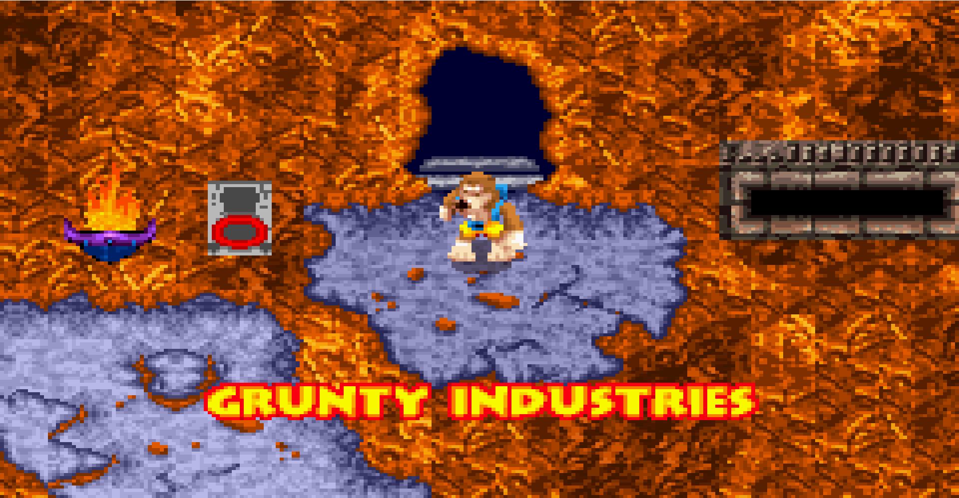Grunty Industries (Grunty's Revenge)