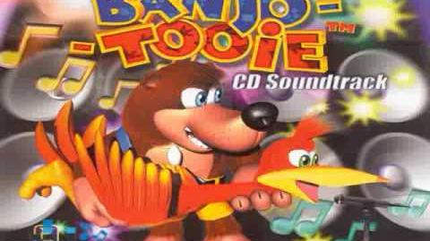 Banjo Tooie - Inside The Digger Tunnel