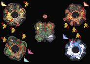 El bosque del reloj tic-tac mapa 3