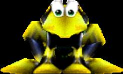 Yellow Flibbit