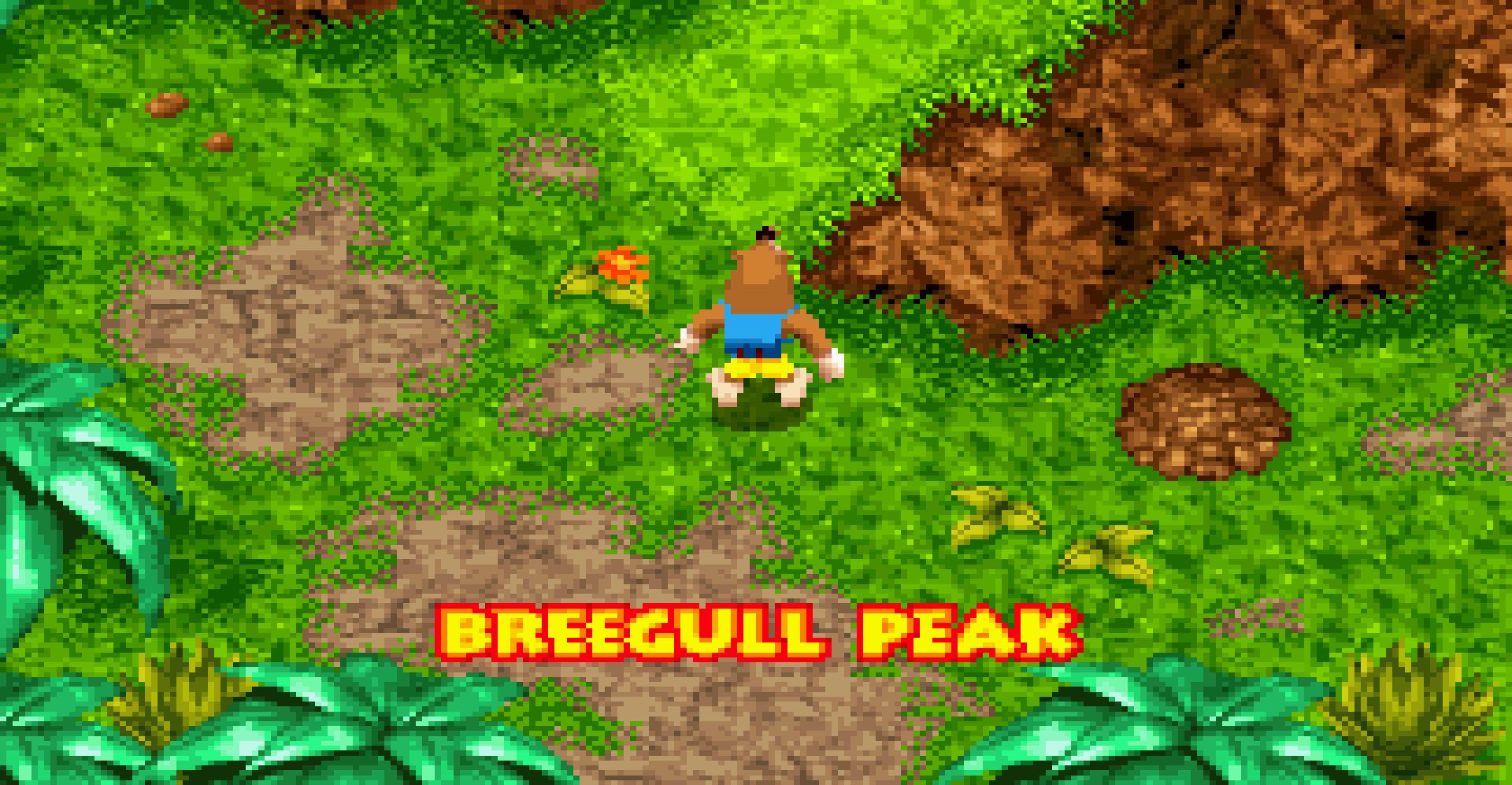 Breegull Peak