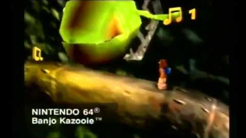 Banjo-Kazooie - Promotical Trailer 1997