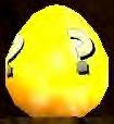Yellow Mystery Egg