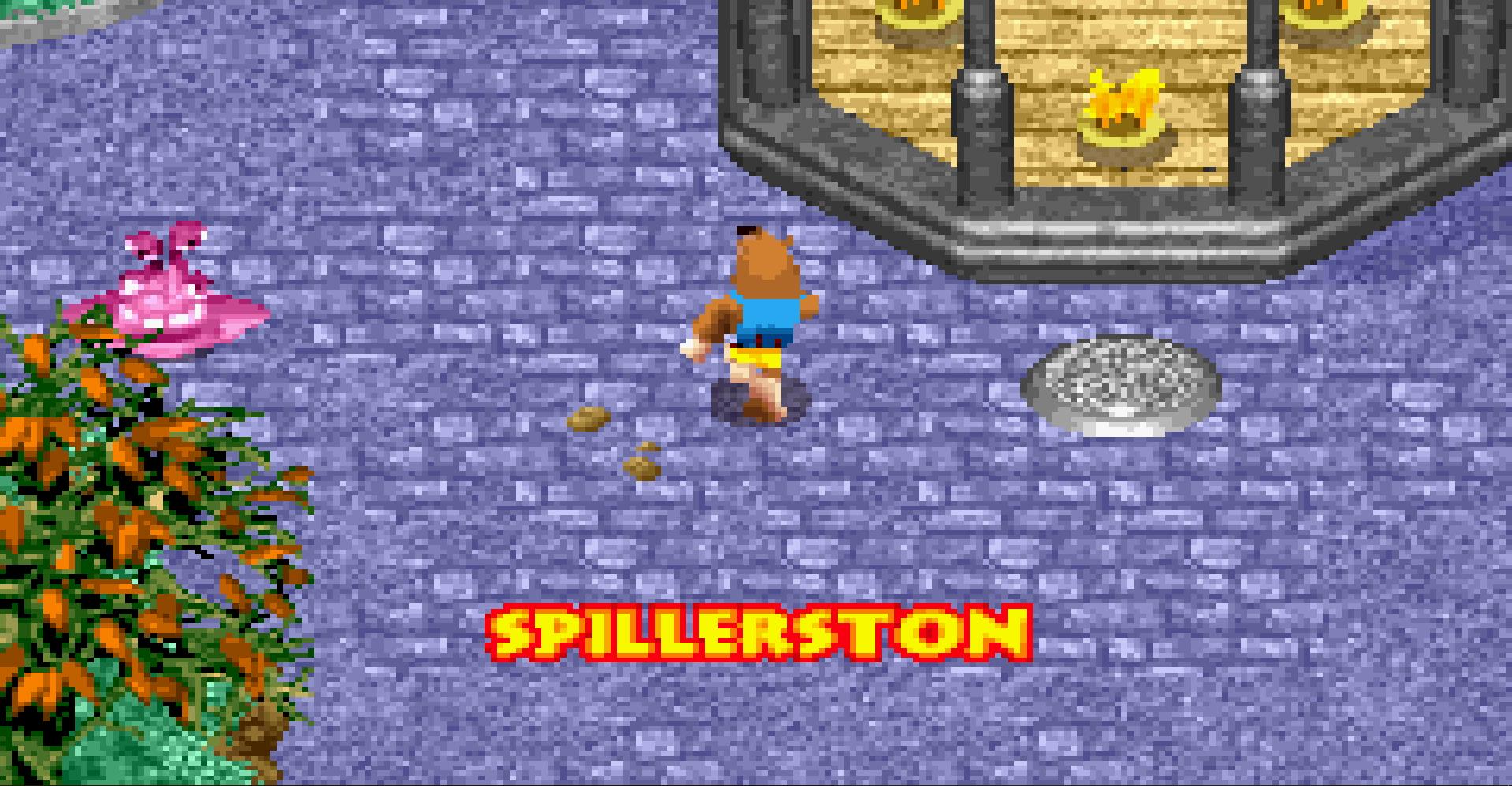 Spillerston