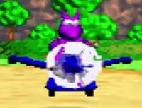 Purple Jinjo - Banjo Pilot