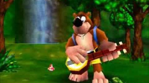Banjo Kazooie Intro