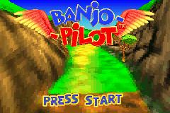Banjo-Pilot Voxel