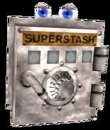 Supertash render