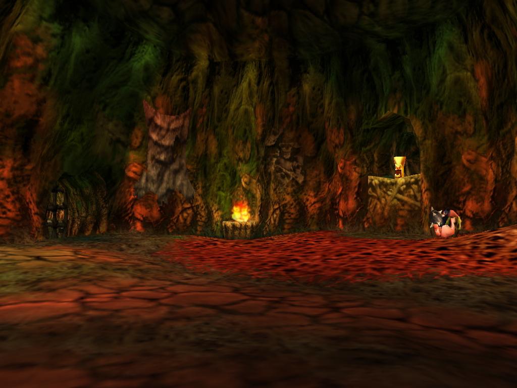 Unga Bunga's Cave