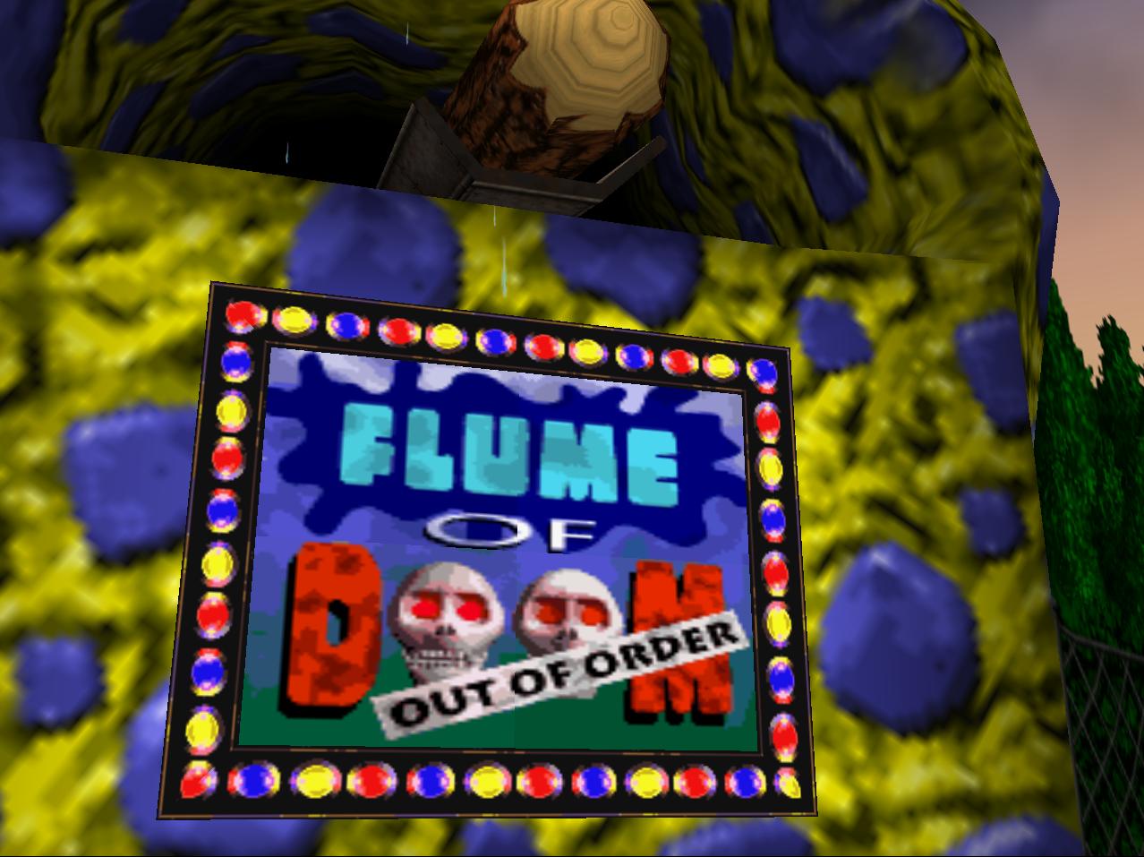 The Flume of Doom