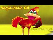 Banjo-Tooie 64 Walkthrough HD