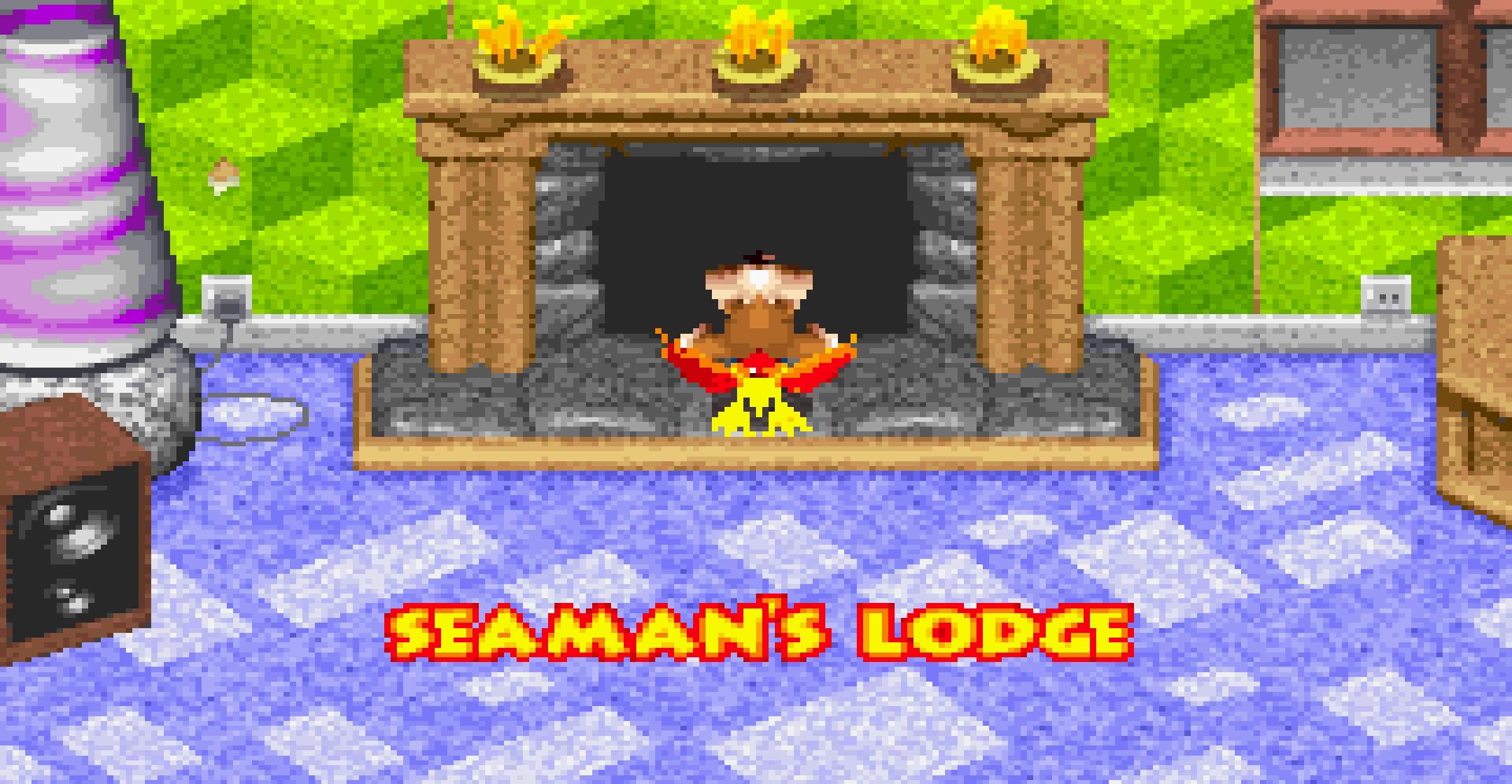 Seaman's Lodge