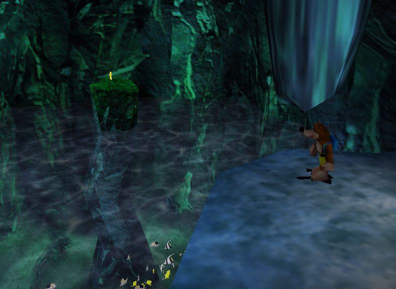 Smuggler's Cavern