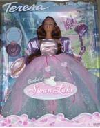 Muñeca de Teresa en Barbie Lago de los Cisnes