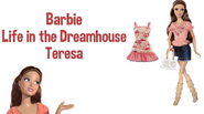 Teresa Muñeca y en barbie life in the dreamhouse