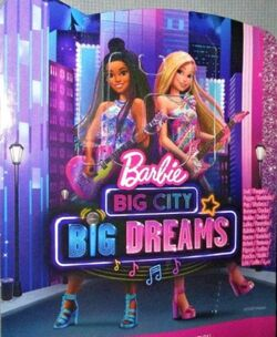 Barbie Big City Big Dreams Gallery Barbie Movies Wiki Fandom