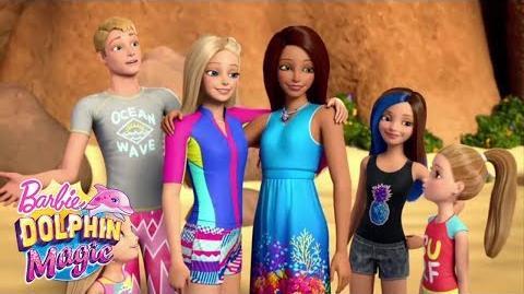 Ending Barbie™ Dolphin Magic