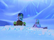 Barbie in the Nutcracker Ice Cave 1