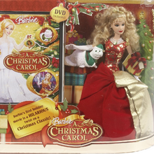 Barbie In A Christmas Carol Merchandise Barbie Movies Wiki Fandom