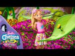 Barbie & Chelsea The Lost Birthday Clip - Chelsea Meets a Magical Sunflower