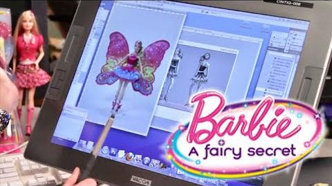 The Making of Barbie A Fairy Secret