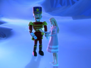 Barbie in the Nutcracker Ice Cave 4 Eric Clara Young Snow Faerie