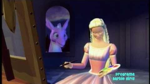Barbie Rapunzel - Trailer 2001