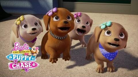 Barbie & Her Sisters in a Puppy Chase Teaser