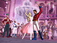 Barbie in the Nutcracker Official Stills Clara Eric Major Mint Captain Candy Peppermint Girl Gingerbread Boy Young Snow Flower Faerie