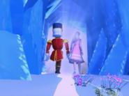 Barbie in the Nutcracker Ice Cave 14 Eric Clara