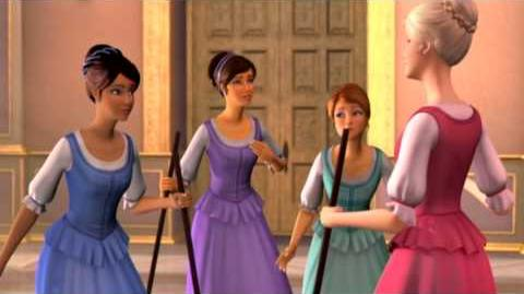 Barbie and The Three Musketeers - Trailer