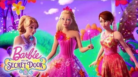 Barbie and the Secret Door Teaser Trailer Barbie