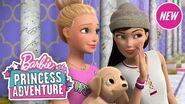 PRINCESS AMELIA 💕👑🏰 CASTLE TOUR! - Barbie Princess Adventure - @Barbie