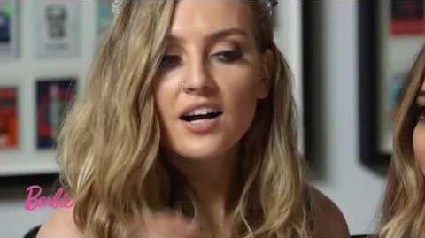 Barbie in Rock 'n Royals Little Mix's Criteria