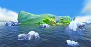 Sugar plum princess island