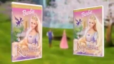 Barbie™ as Rapunzel - Official DVD Trailer