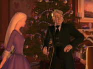 Barbie in the Nutcracker Clara Grandfather Drosselmayer 3