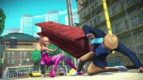 Barbie™ in Princess Power - Official Trailer Coming to Event Cinemas in 2015!