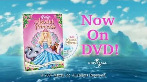 Barbie As The Island Princess DVD Trailer