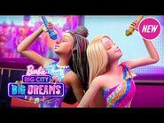 Barbie Big City, Big Dreams Teaser Trailer