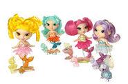 Merfairies toys