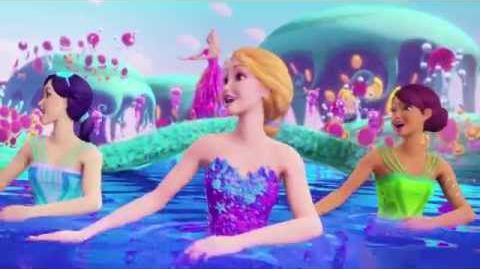 Meet Romy Barbie and the Secret Door Barbie