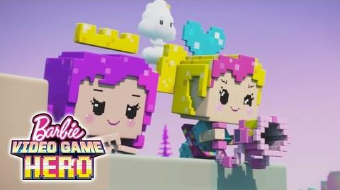 Everyone In? Let's Win This! - Barbie Video Game Hero Clip