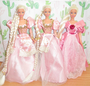 Barbie Rapunzel Dolls