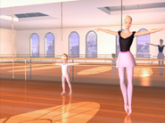 Barbie in the Nutcracker Barbie Kelly Ballet Studio 2