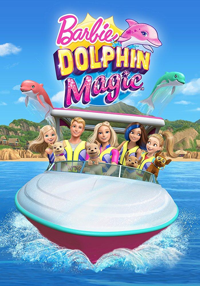 Barbie Dolphin Magic