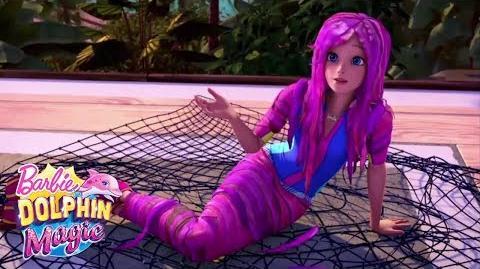 Barbie Help Isla To Escape Barbie™ Dolphin Magic