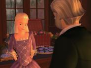 Barbie in the Nutcracker Clara Grandfather Drosselmayer 2