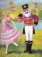 Barbie in the Nutcracker Book Illustraition 2