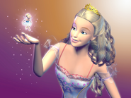 Barbie in the Nutcracker Official Stills Clara Young Snow Faerie 2